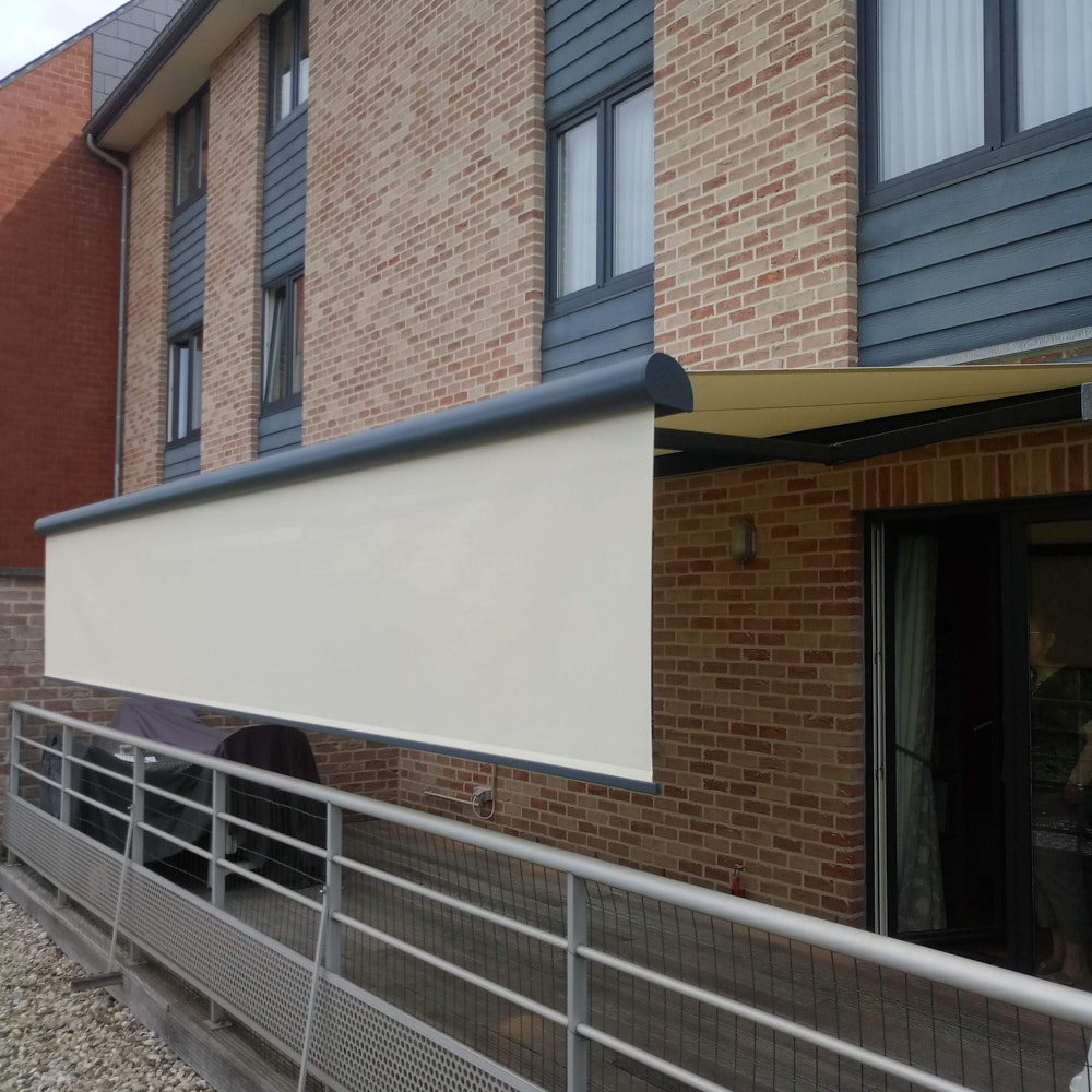 Pose banne solaire - I.D DOOR SERVICES