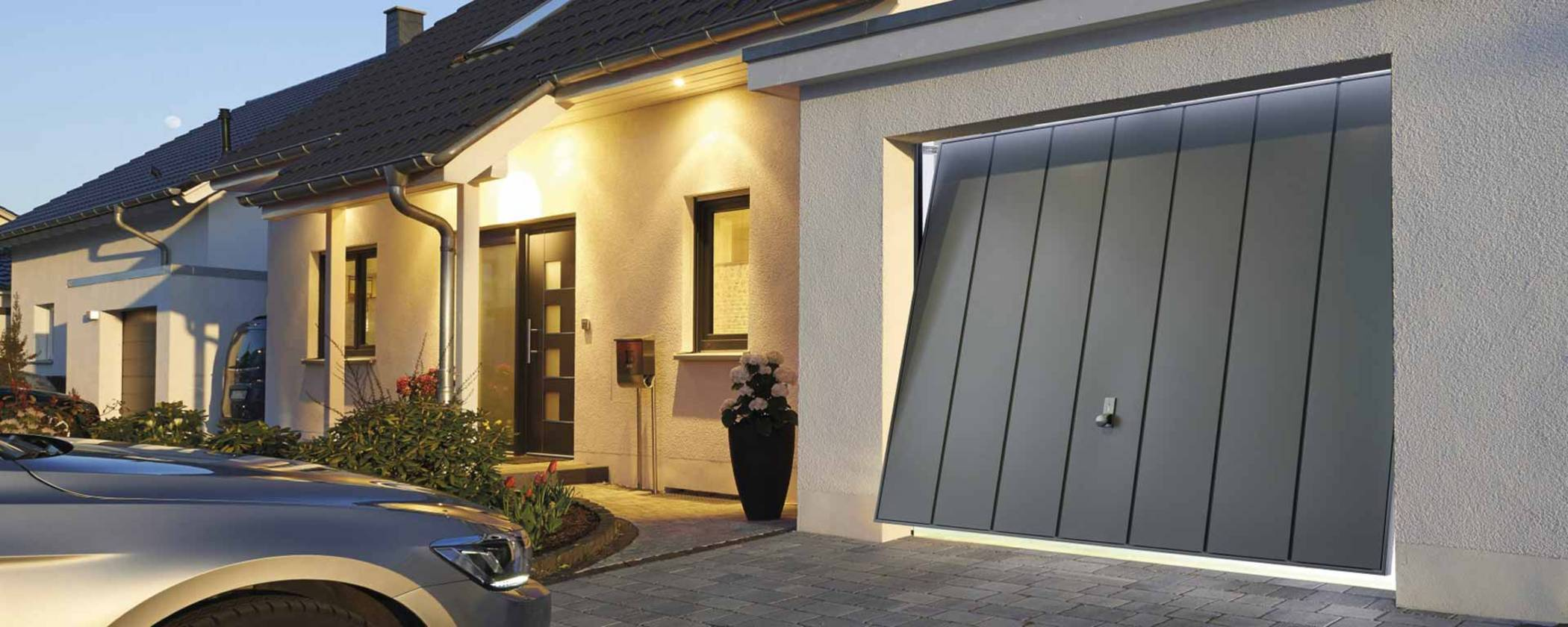 Vente de porte de garage basculante